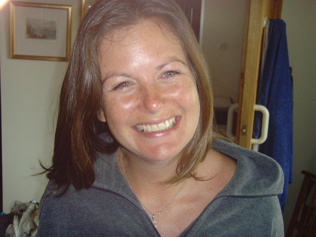 Cathy From Carraroe, Ireland