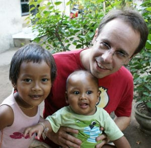 Markus From Tedjakula, Indonesia