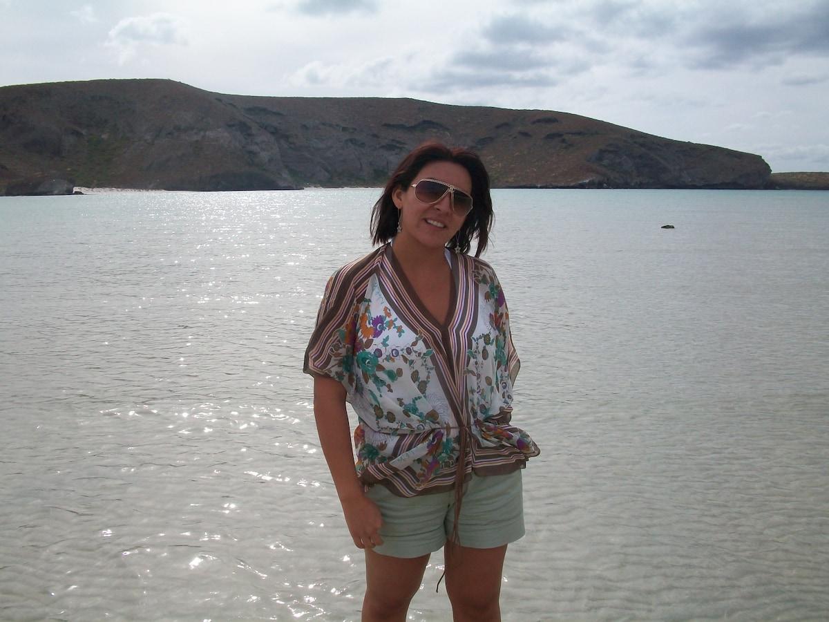Magda From Acapulco, Mexico