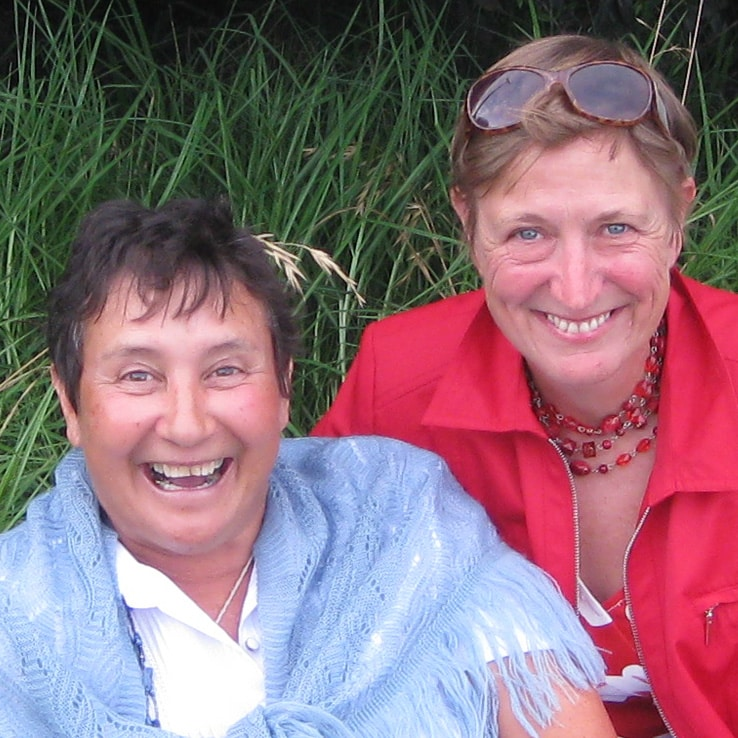 My partner Lyn and I enjoy sharing our life here i