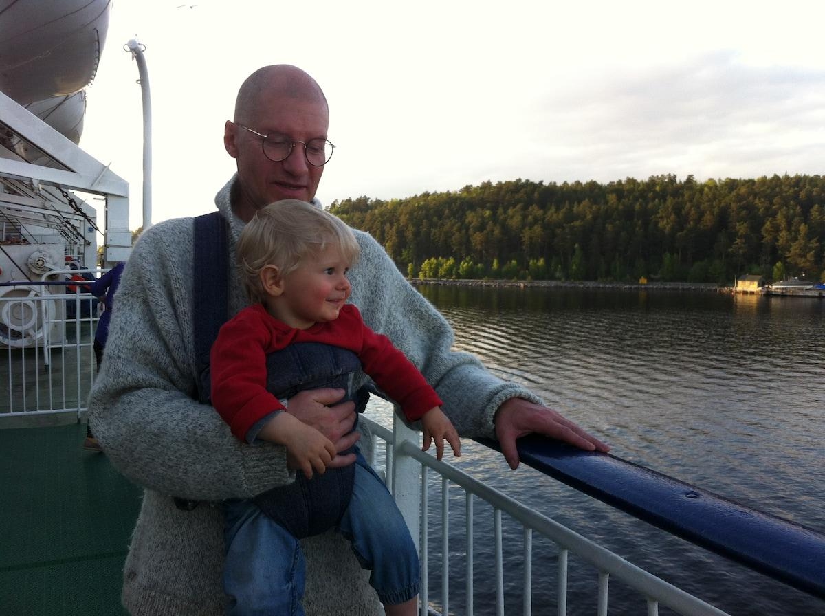 Kenneth From Värmdö, Sweden