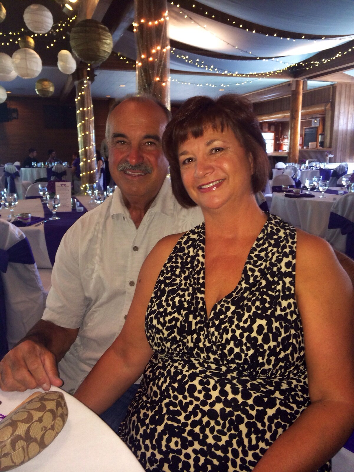 Retired couple, married for over 30 years. We have