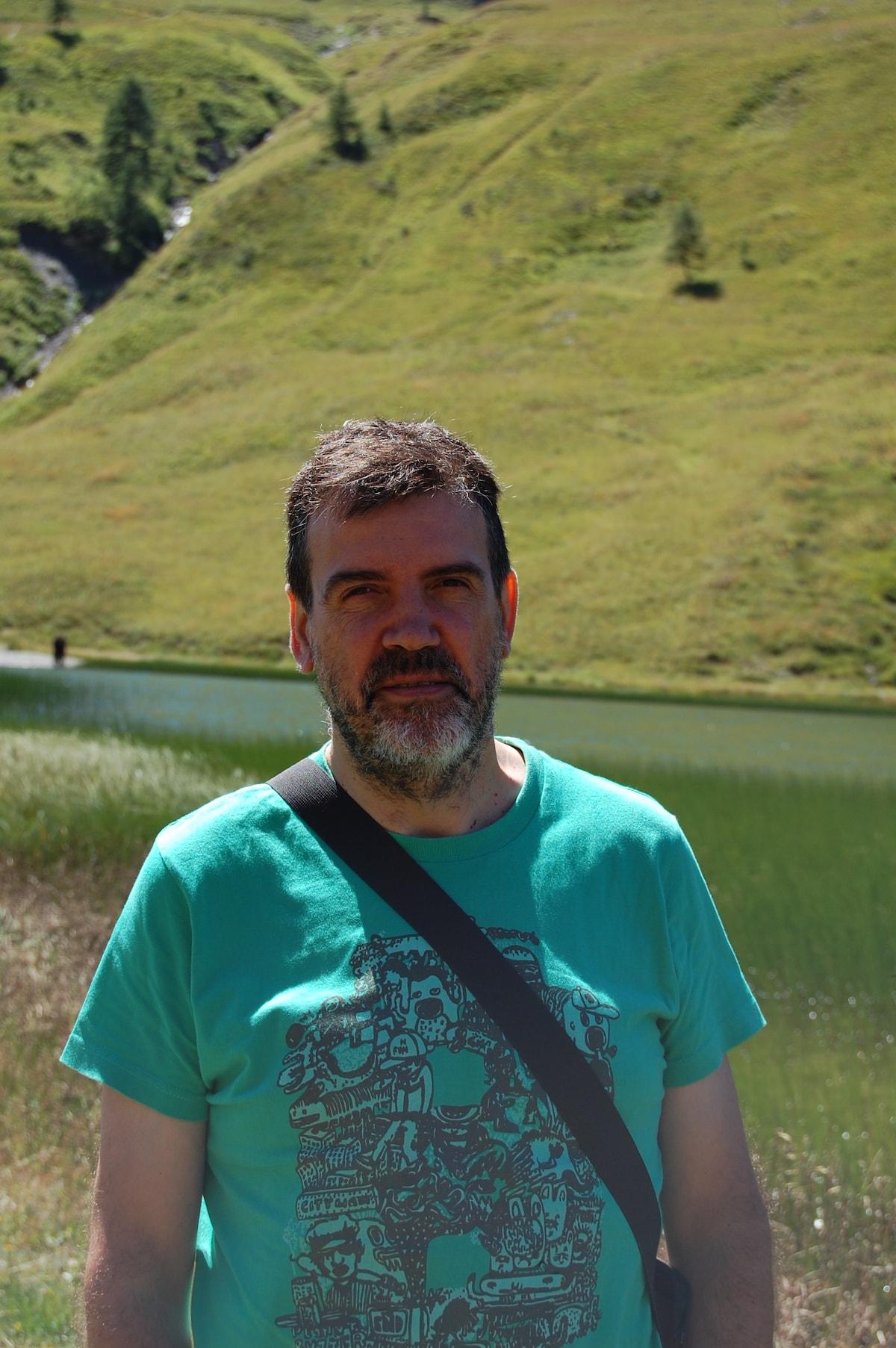 Luis from Veliko Tarnovo