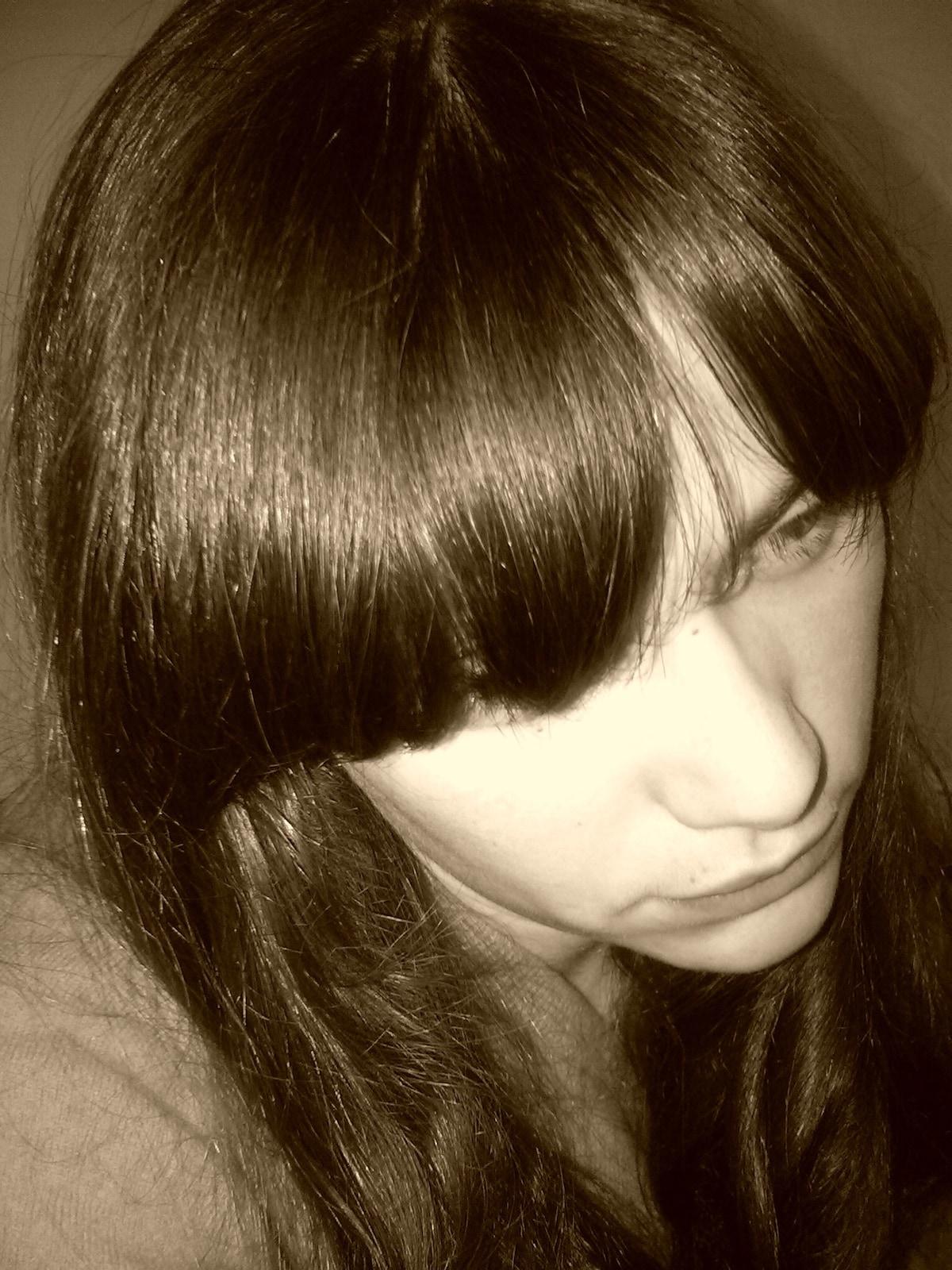 Nina from Oberolang