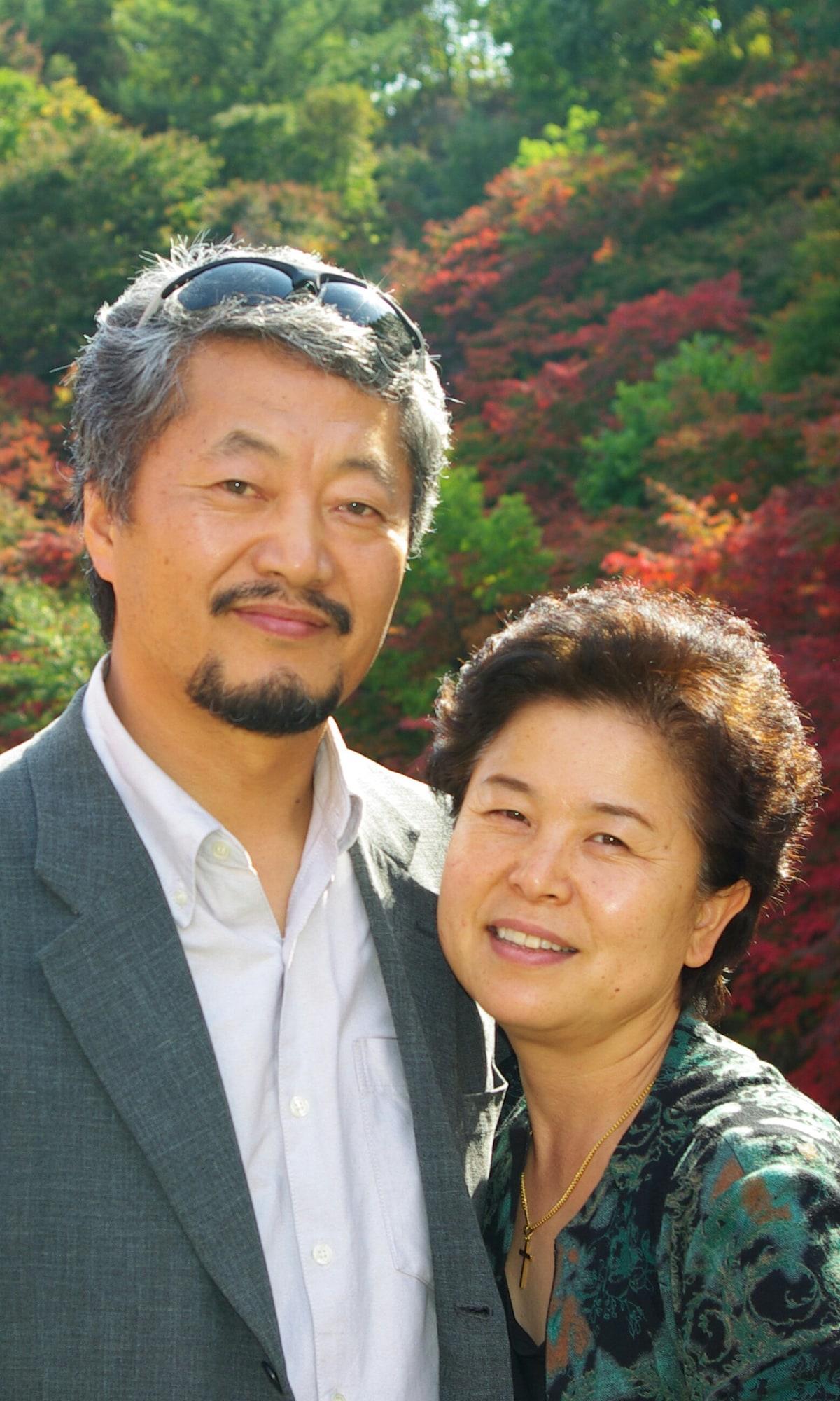 Tom from Sangjang-dong, Taebaek-si