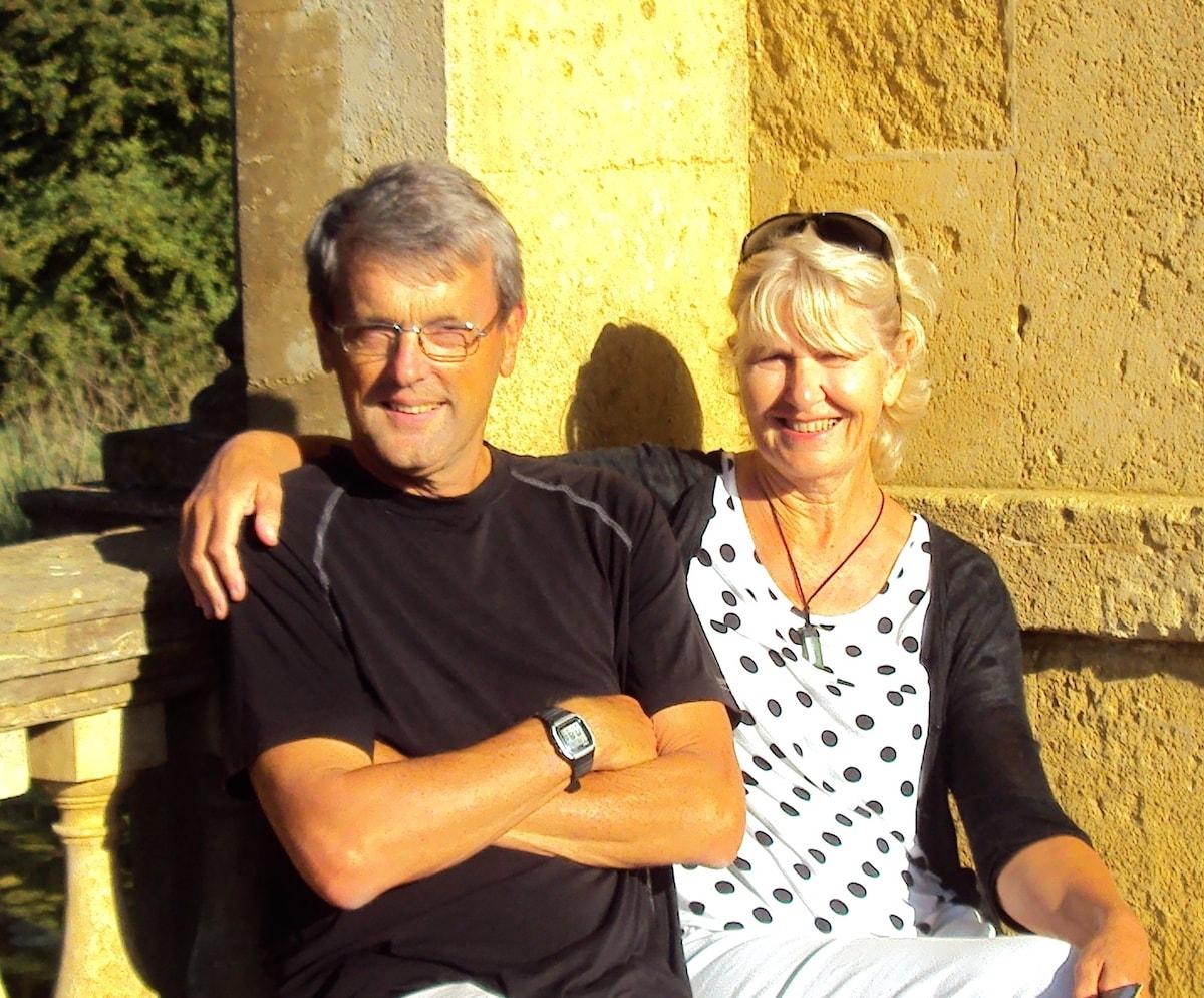 William And Margaret From Maketu, New Zealand
