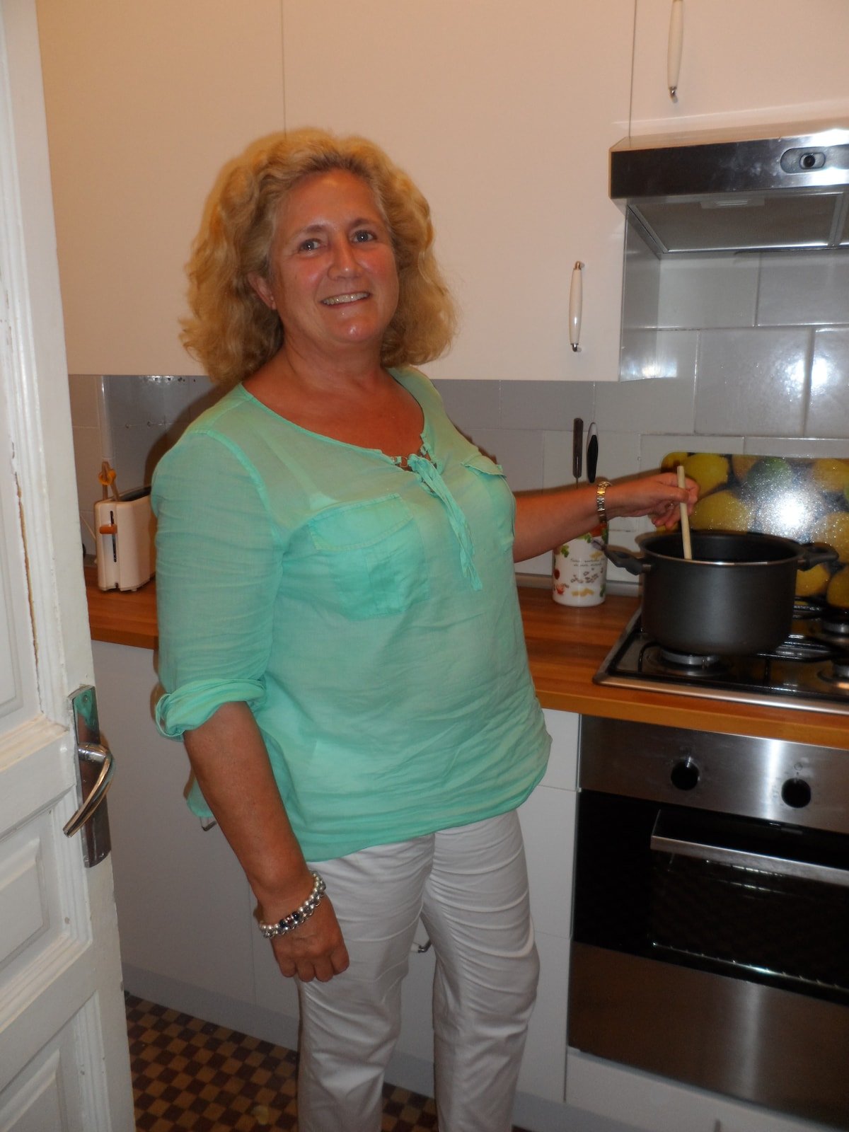 Brigitte from L'Escala