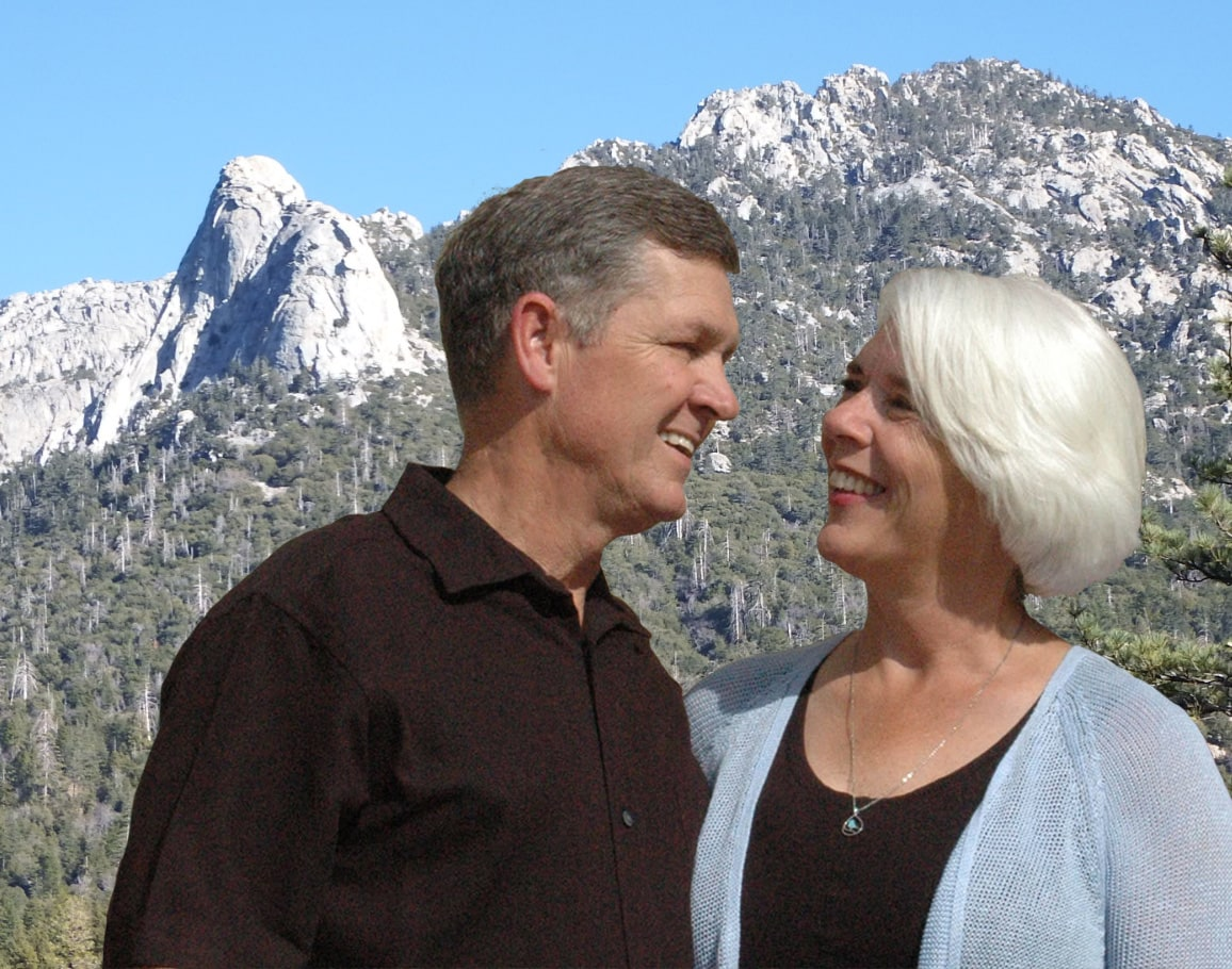 Lissa And Kirk from Idyllwild-Pine Cove