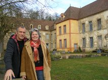 Menno & Anne-Lise from Sainte-Colombe