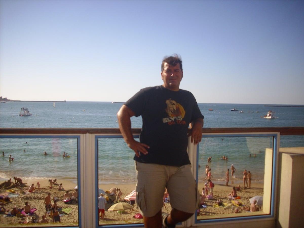 Jon Imanol From Bilbao, Spain