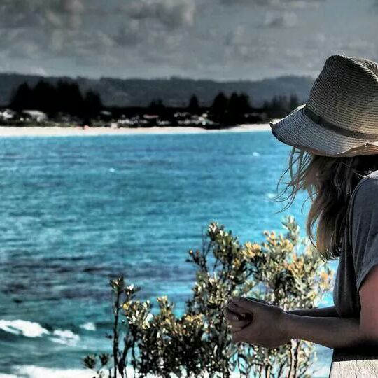 I'm a world traveller who now calls Byron Bay home