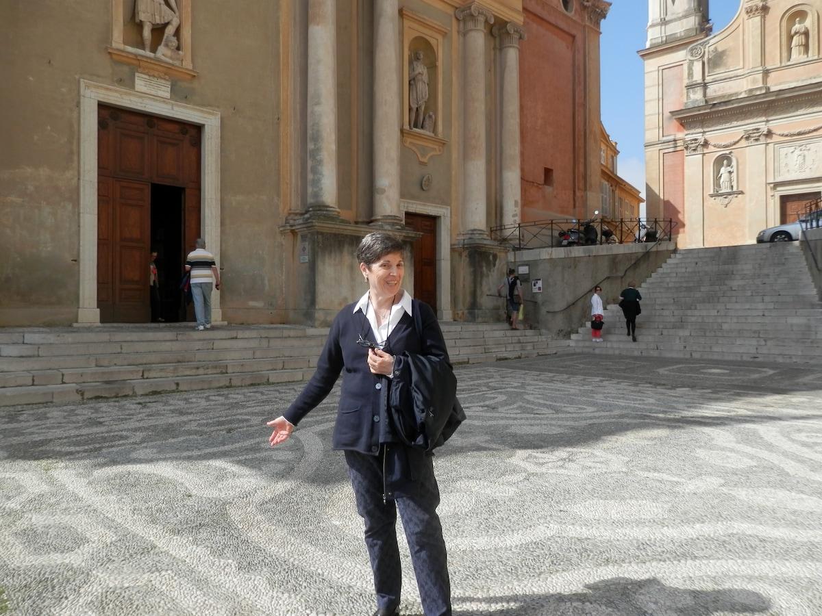 Madalena (Maddy) from Riomaggiore