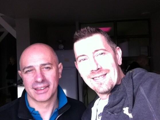 Patrick & Franck from Paris