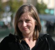 Katalin from Tolcsva
