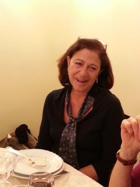Antonia from Roma