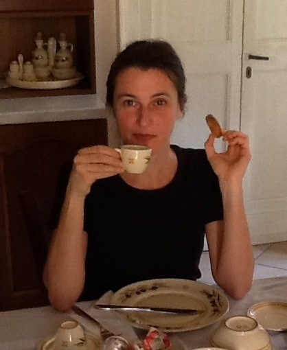 Maria From Manciano, Italy