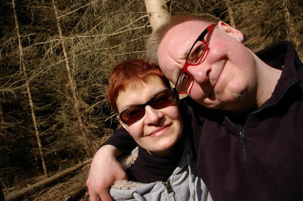 Julia & Stefan from Dresden