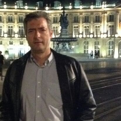Eric From Estavar, France
