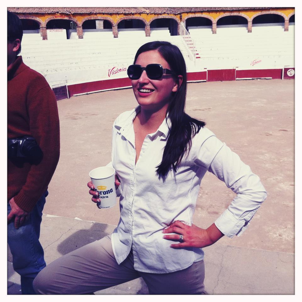 Olivia from Mexico City