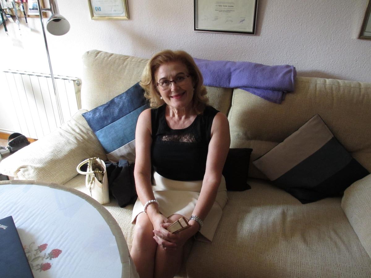 Carmen From Alicante, Spain