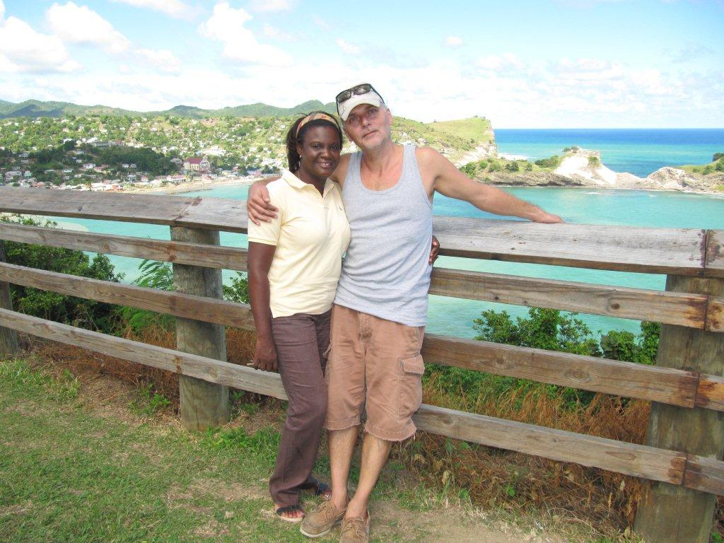 Fiona + Michael From Gros Islet, Saint Lucia