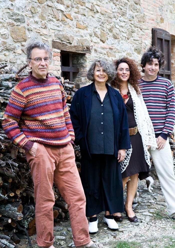 Jascha E Family from Perugia