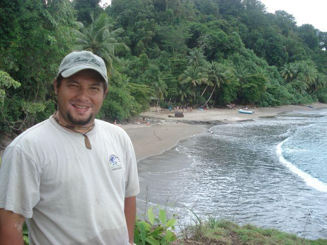 Alberto From Puerto Jiménez, Costa Rica