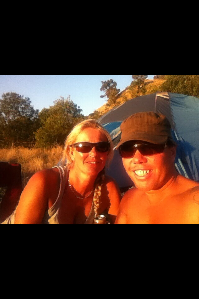 Pauly & Andrea from Waihi Beach