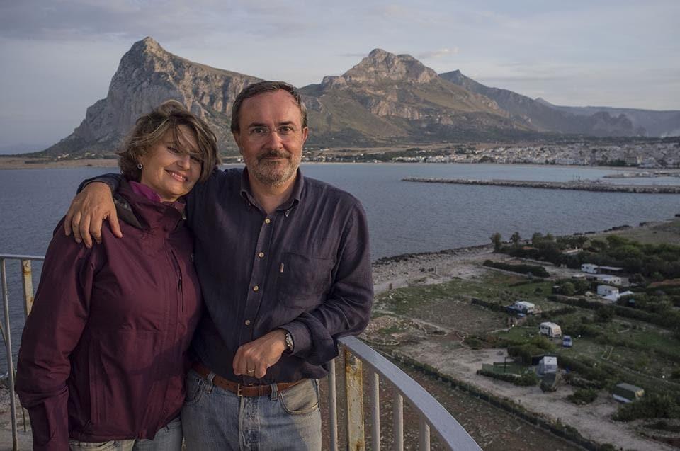 Theresa And Giuseppe from San Vito Lo Capo