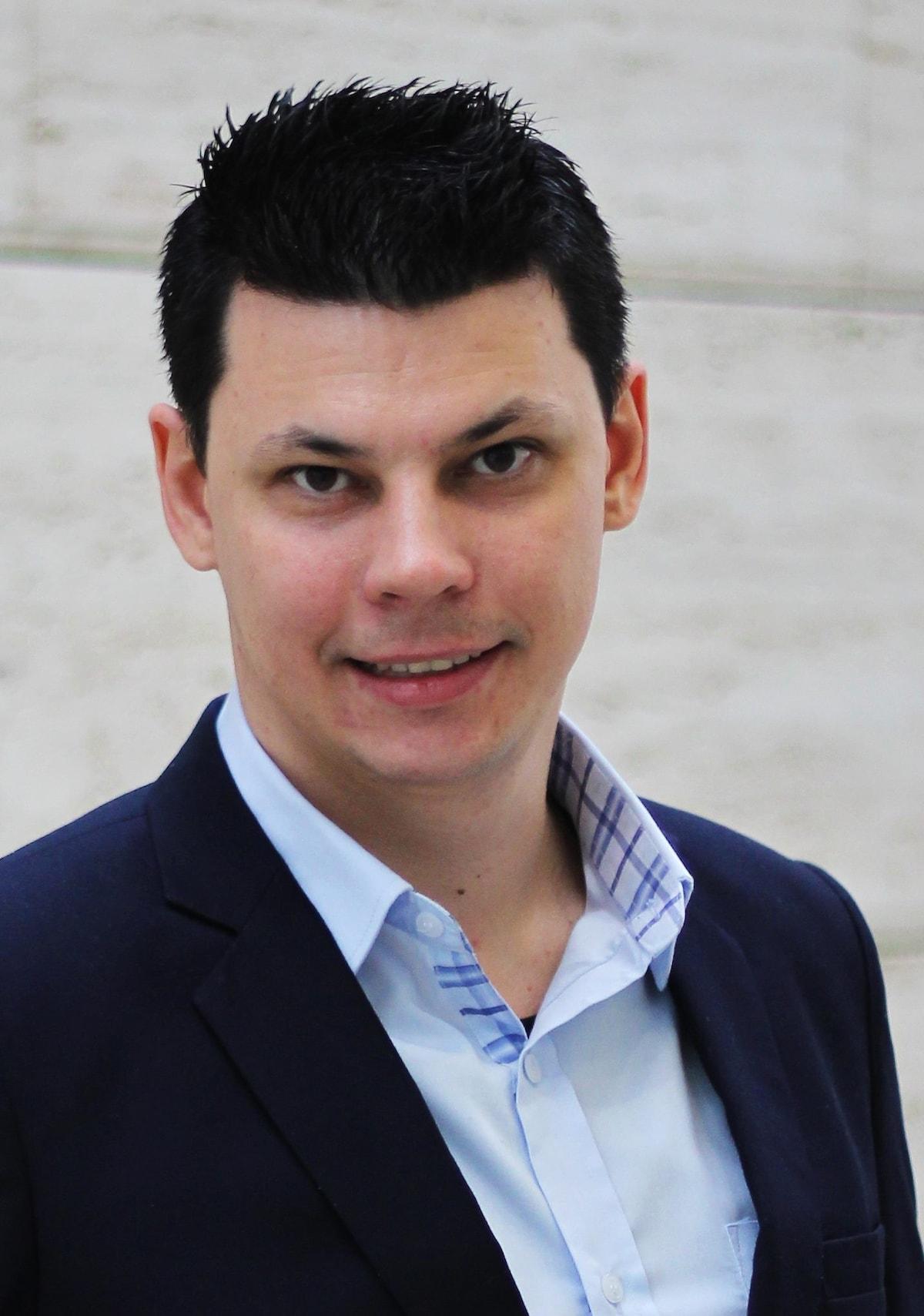 Zsolt From Debrecen, Hungary