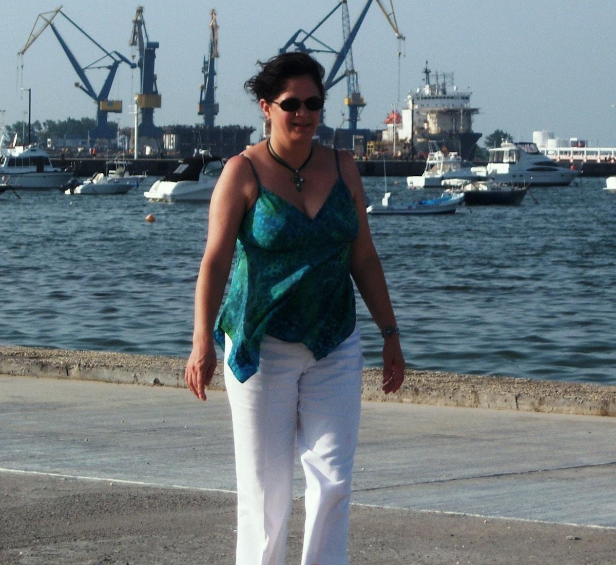 Cati from Tijuana
