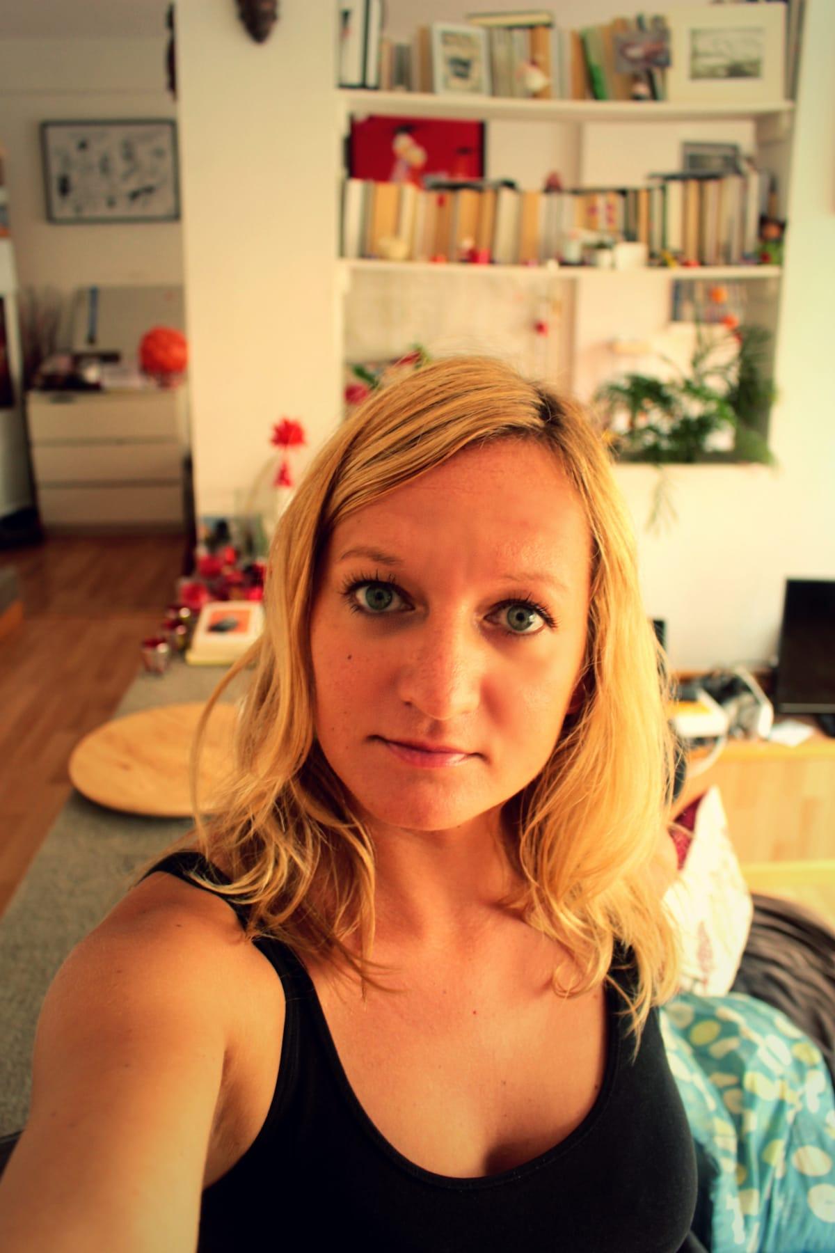 Milena from Barcelona