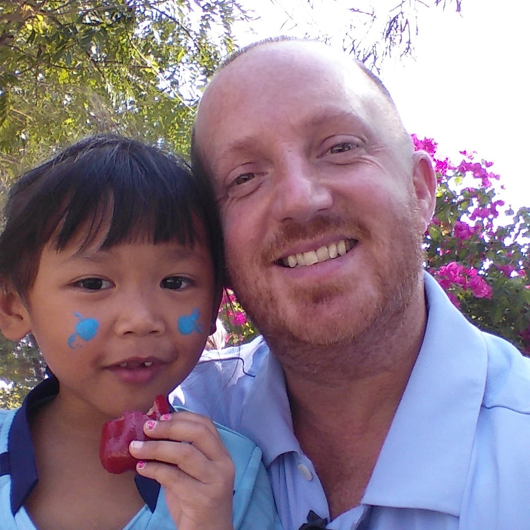 Dan from Hua Hin