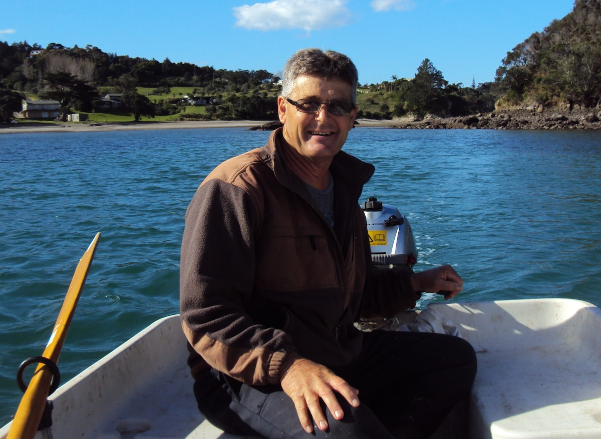 Lloyd from Opotiki