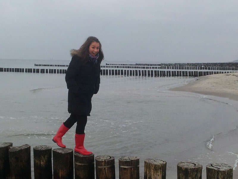 Juliane From Rostock, Germany