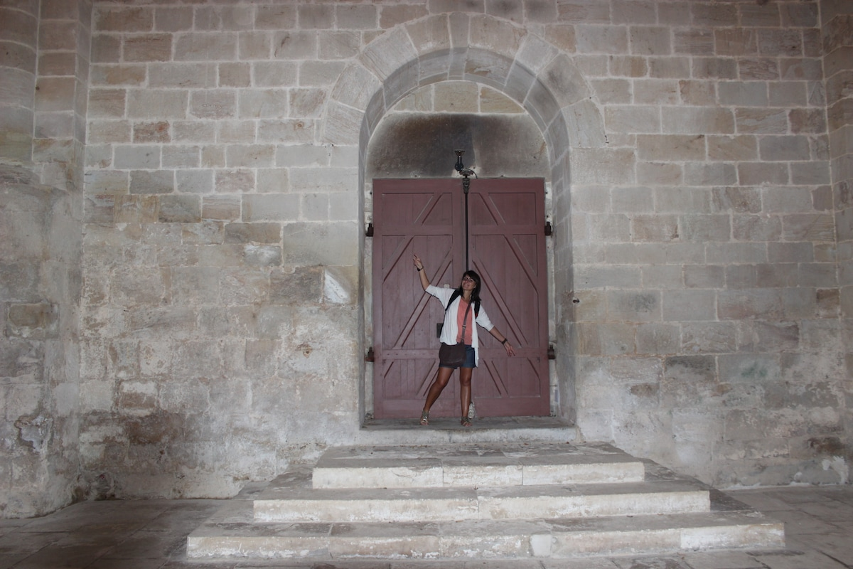 Maëva From Montpellier, France