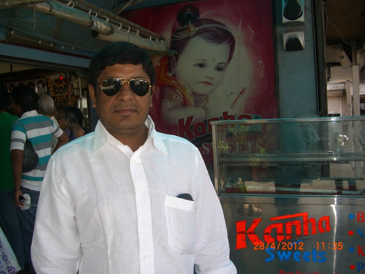 Arun From Nagpur, India