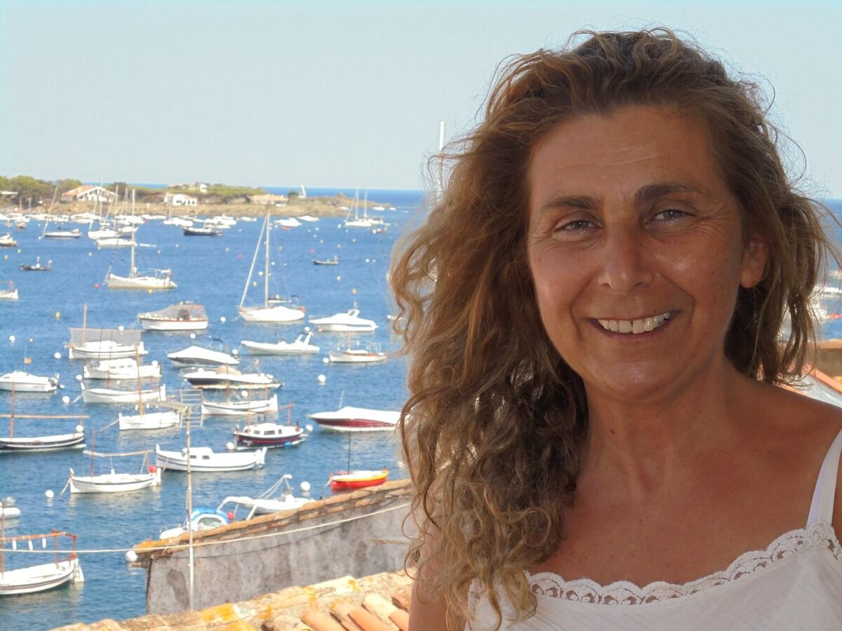 Gemma from Cadaqués