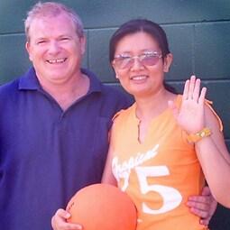 Allen & Ying from Arundel