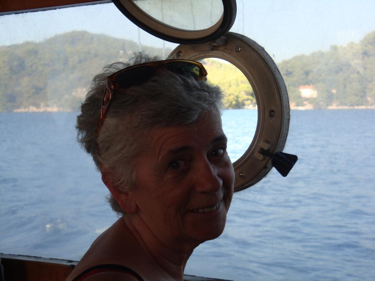 Teresa From Caldas da Rainha, Portugal