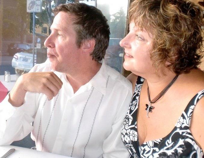 Chris & Adelle