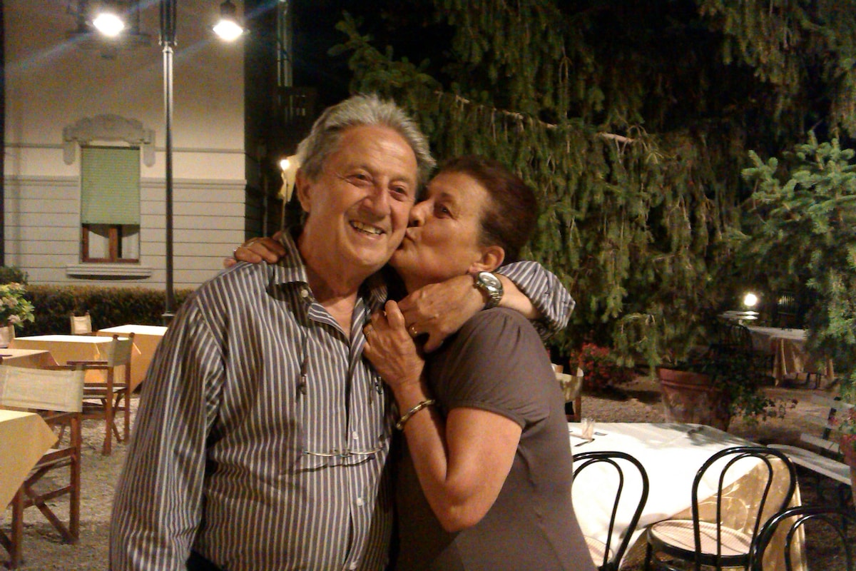 Leonardo & Laura from Montegonzi