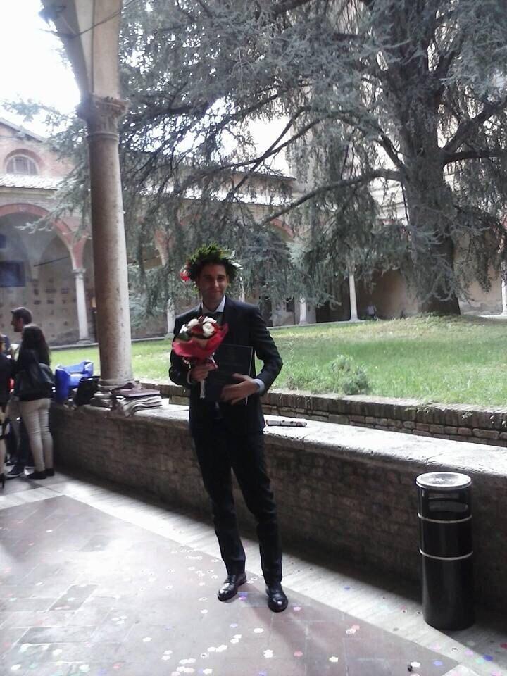 Lorenzo From Siena, Italy