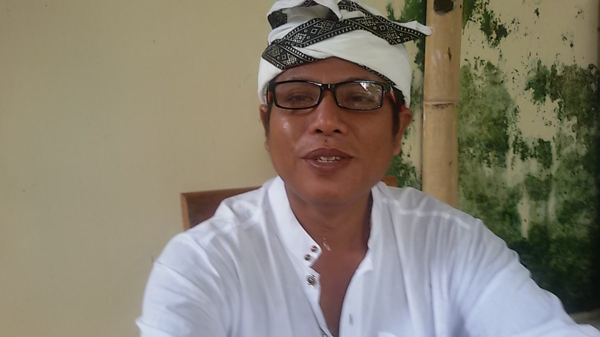 Wayan from Ubud