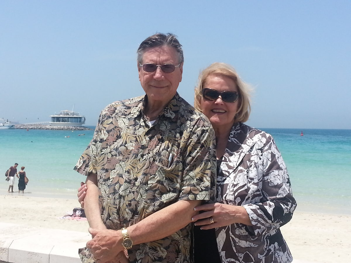 Stan And Beverly from Carlsbad