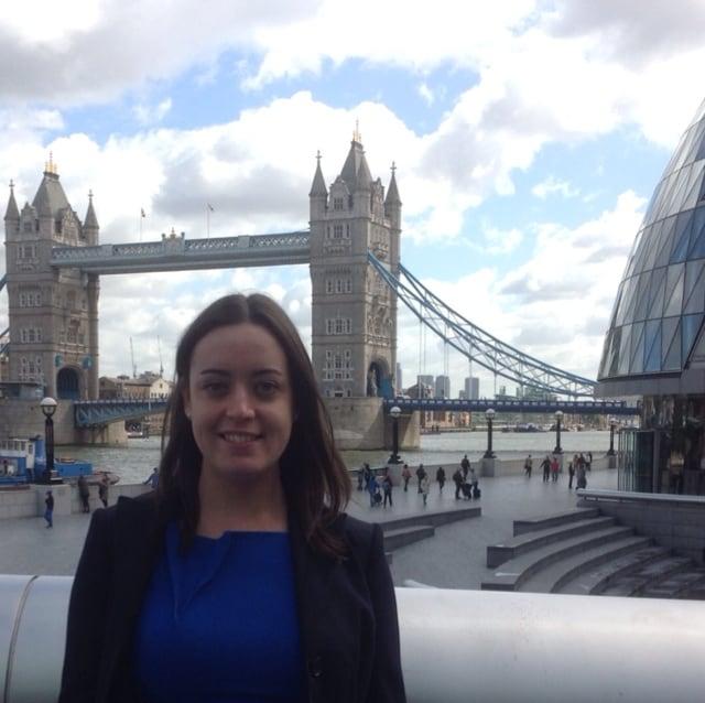 Aileen from London