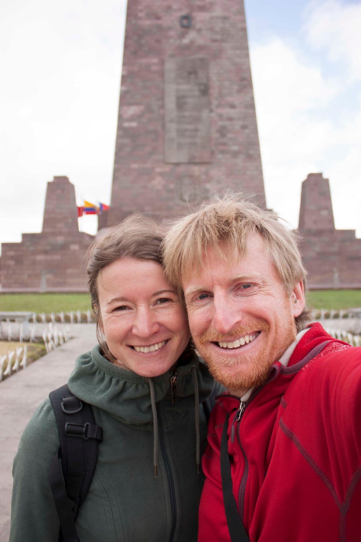 Steve And Elke from Dunedin