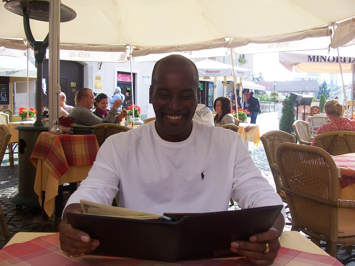 Beniah From Saint Lucia