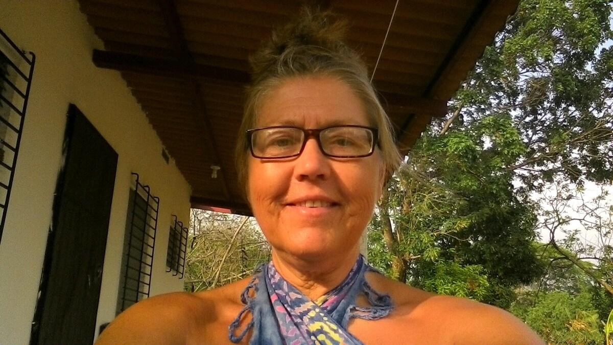 Cynthia from Casarabonela