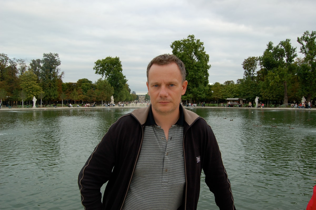 Gilles from Montpellier